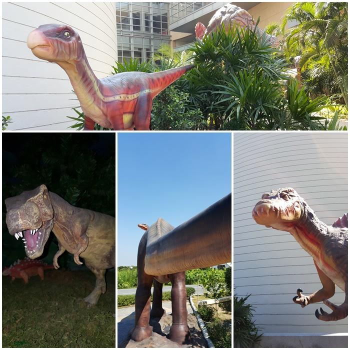 เหล่าไดโนเสาร์ภายนอก